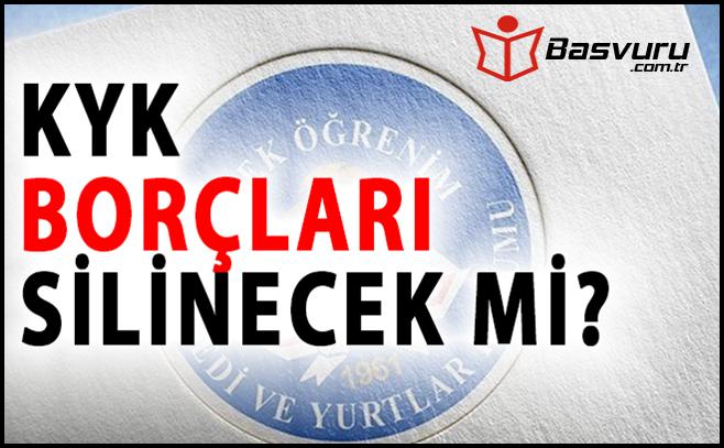 KYK Borcu Taksitlendirme 2019