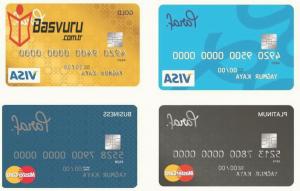 Halk Bankası Kredi Kartı Çeşitleri